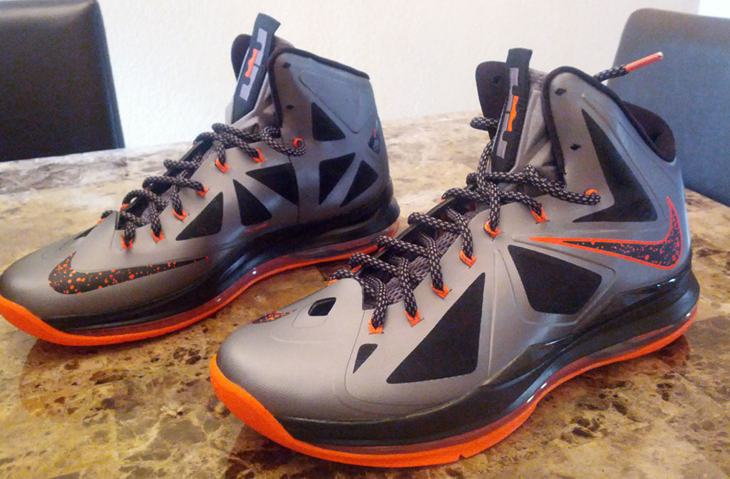 reputable site 4f4ea a7b35 Lebron X   XI Replacement Shoe Laces